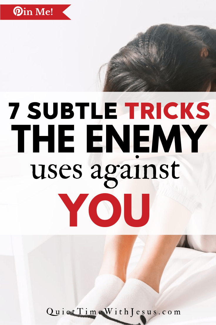 Tricks the Enemy Uses