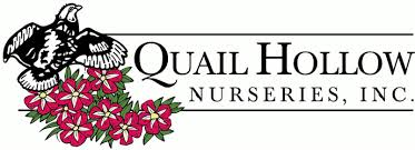 Quiett Scapes seasonal plant selection vendor Quail Hollow logo
