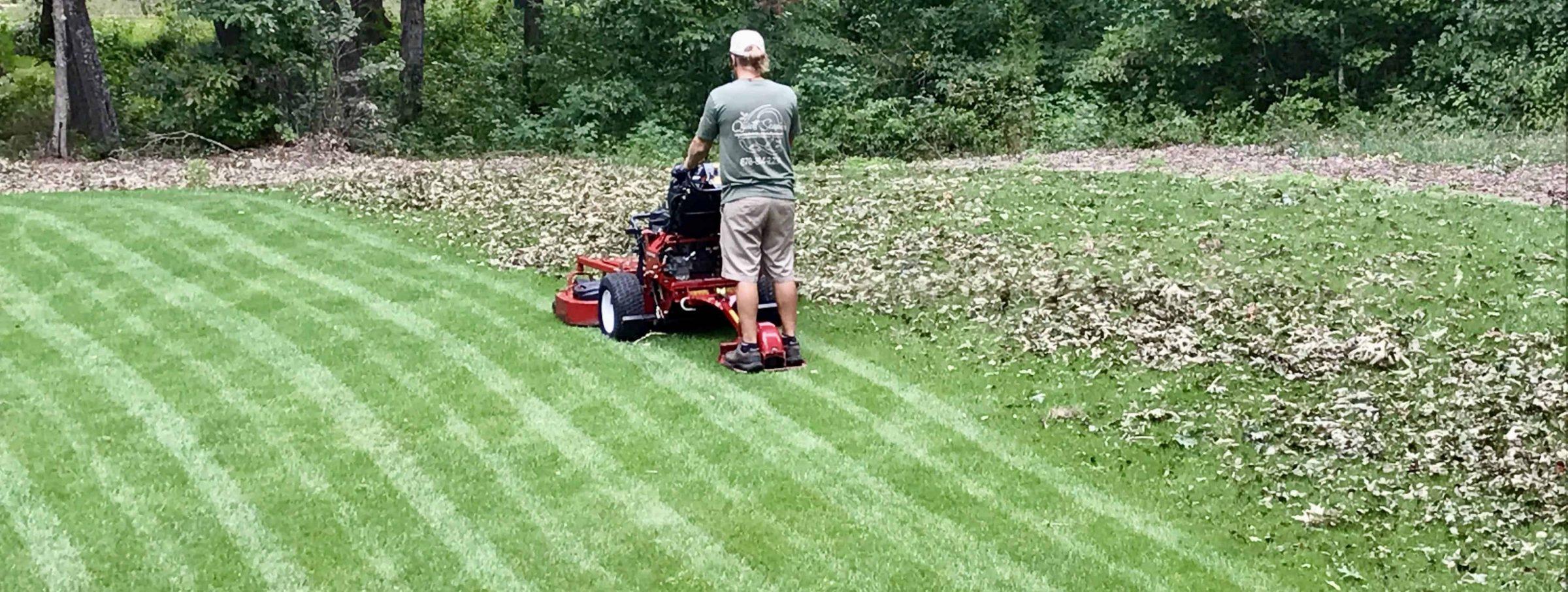 Lawn Maintenance Winder, Ga