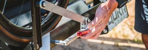 Quik Rack Mach2 Add On: Trigger arm release