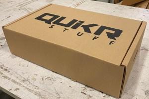 QuikrStuff custom box