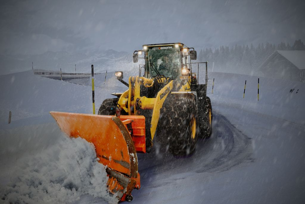 Snow Removal Inspections