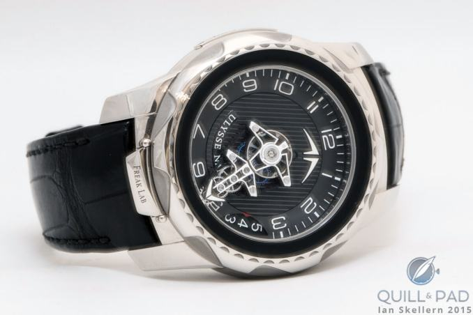 Ulysse Nardin Freak Lab