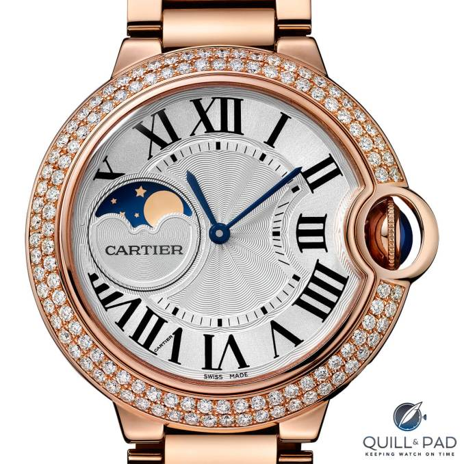 Ballon Bleu de Cartier Moon Phase