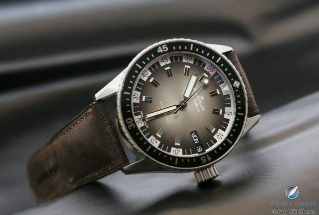 Blancpain Fifty Fathoms Bathyscaphe Day Date