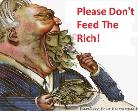 please don't feed the rich