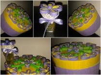 cutii decoratiuni cu mov si galben handmade quillingforyou (30)_Fotor_Collage