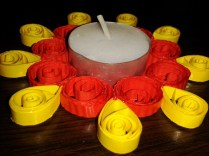 suport lumanare quilling for you (1)