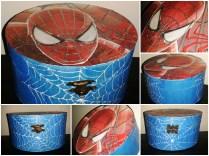 cutie pentu copii cu Spiderman mos nicolae quilling for you (119)_Fotor_Collage