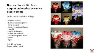 Ateliere creative saptamana altfel quilling for you (7)