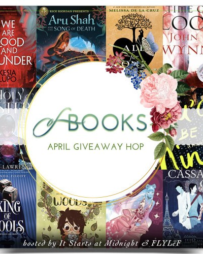 April 2019 Of Books Giveaway (Open Internationally)