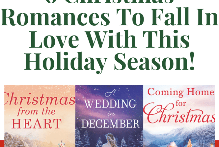 6 Christmas Romance Novels To Fall In Love With This Holiday Season