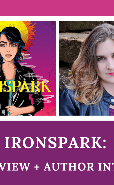 Ironspark: Book Review + Author Interview