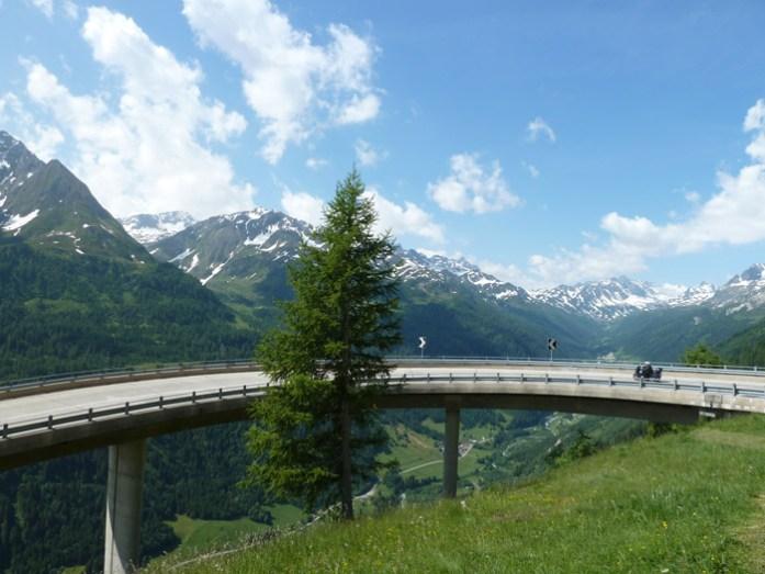 Gotthard Pass