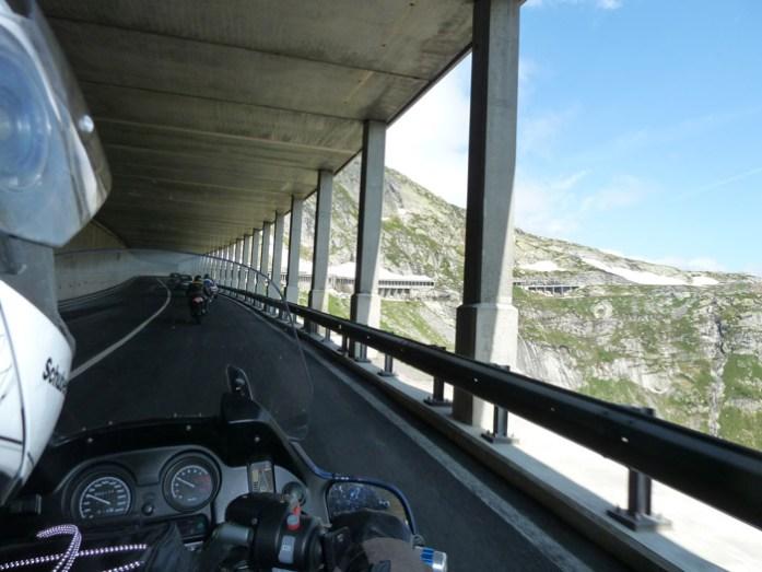 St Gotthard Pass