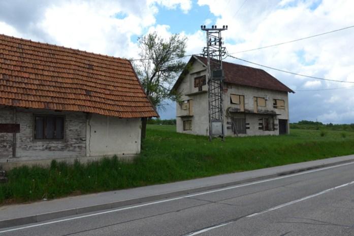 Viagem mota pela Croácia.