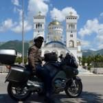 De mota por Montenegro
