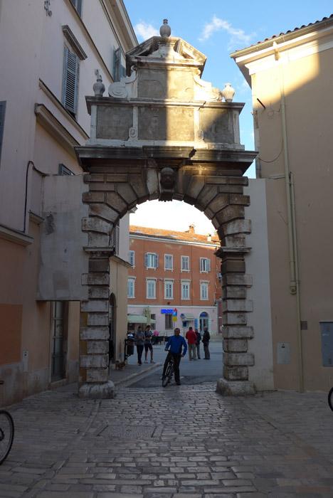 Rovinj Old Town Croácia