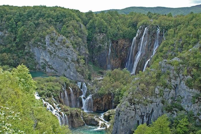 Parque Natural dos Lagos Plitvice, Croácia