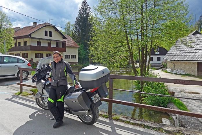 Aldeia de Rastoke, nos arredores do Parque Natural dos Lagos Plitvice, Croácia