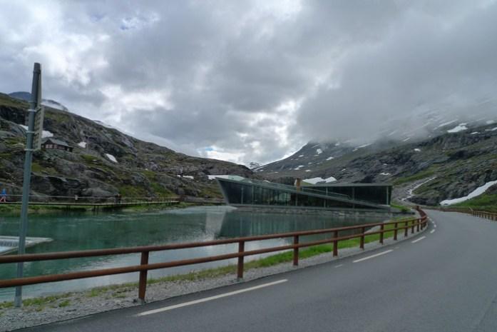 Trollstigen. As melhores estradas da Noruega.