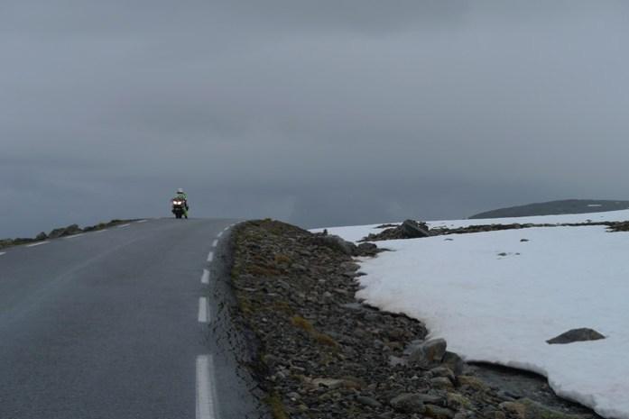 Aurlandsfjellet. de mota por aurland As melhores rotas panorâmicas da Noruega.