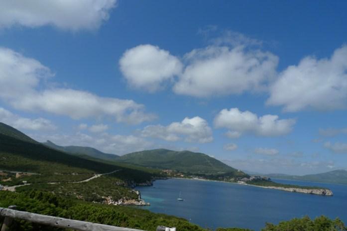 de mota por sardenha Capo Caccia, Alghero