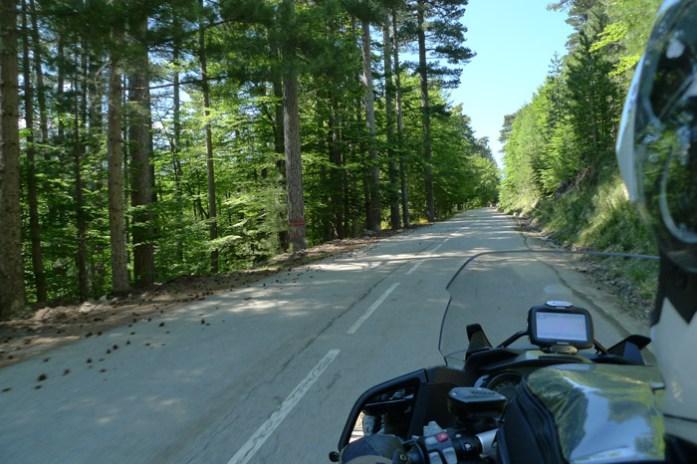 D69 melhores estradas