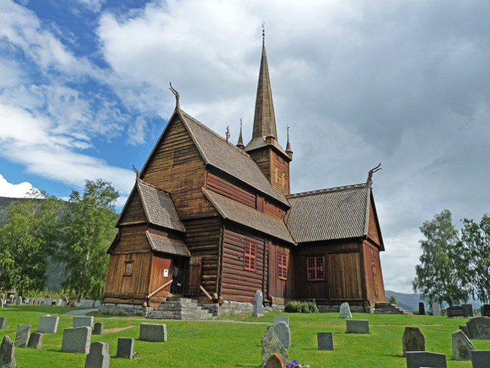Igreja de Lom Séc. XII.