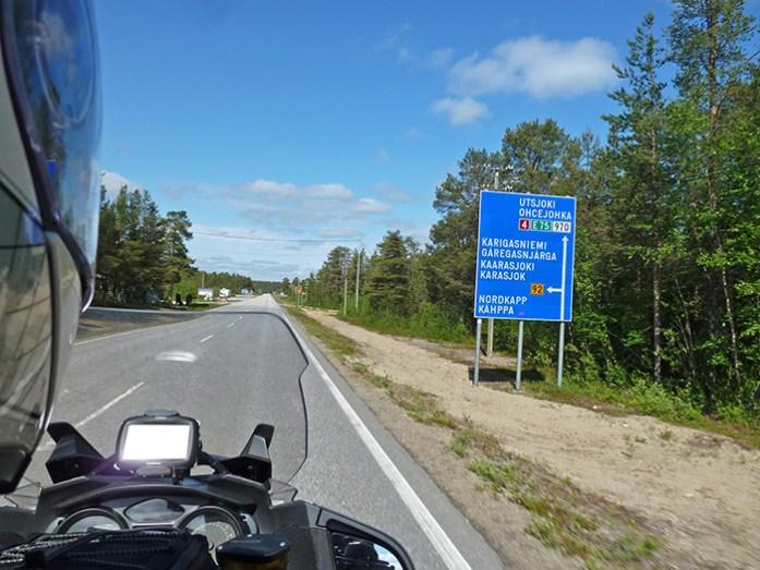 Finlândia, no Círculo Polar Árctico