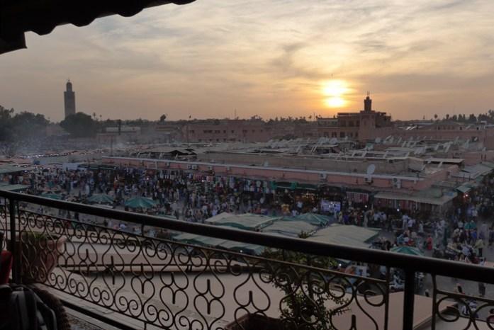 roteiro de viagem de mota a marrocos