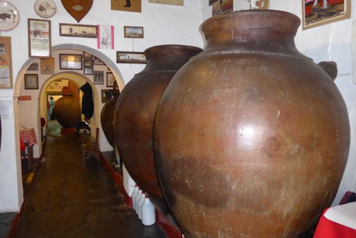 Restaurante Adega Velha em Mourão