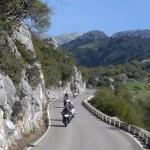 Roteiro de mota pela Andaluzia. Serra de Grazalema.