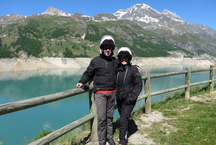 Nas melhores Estradas dos Alpes Franceses
