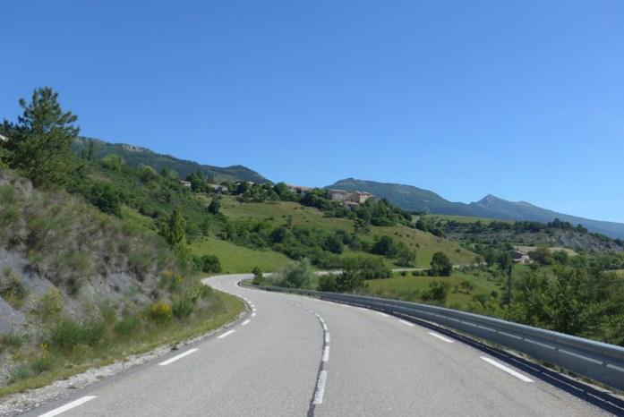 Na Route des Grandes Alpes