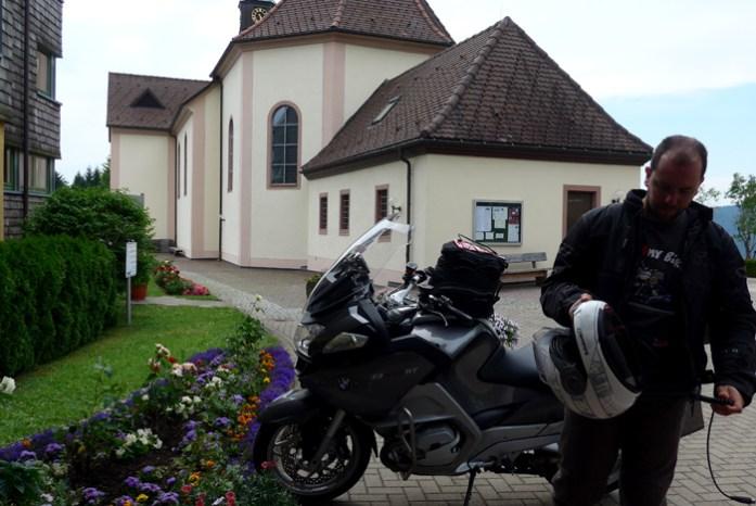 Em Sankt Peter. Igreja Maria Lindenberg