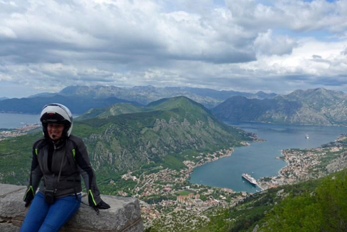 Viagem de mota a Montenegro.Viagem de mota a Montenegro.