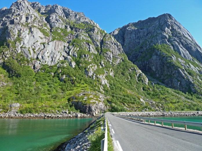 Ilhas Lofoten Melhores estradas percorridas