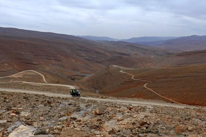 Melhores estradas percorridas - Gorges du Dadès a Agoudal