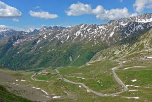 Col du Grand Saint Bernard - Melhores estradas percorridas