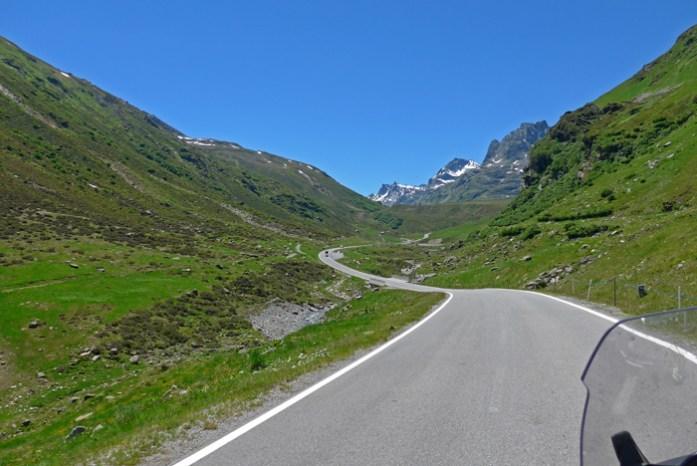 Silvretta. Melhores estradas percorridas