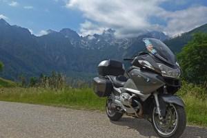 Vellach Pass, Alpes Julianos, Áustria