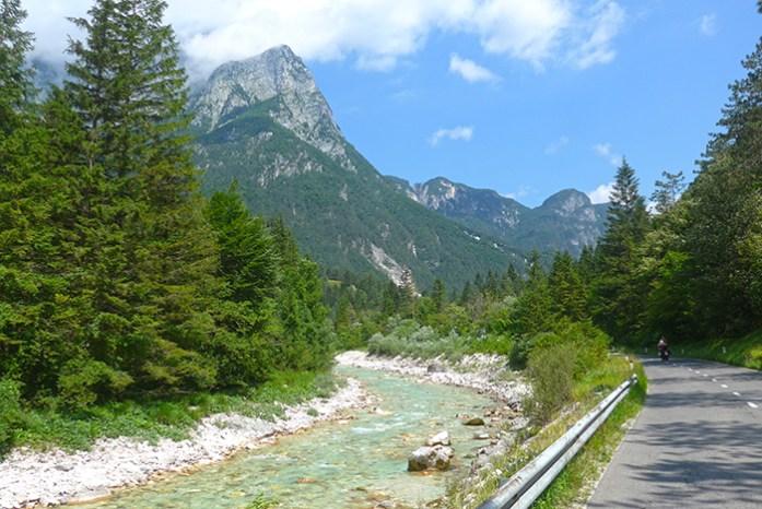 Vršič Pass. Locais a não perder na Eslovénia.