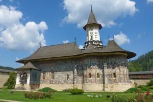 Mosteiros de Bucovina. Norte da Roménia