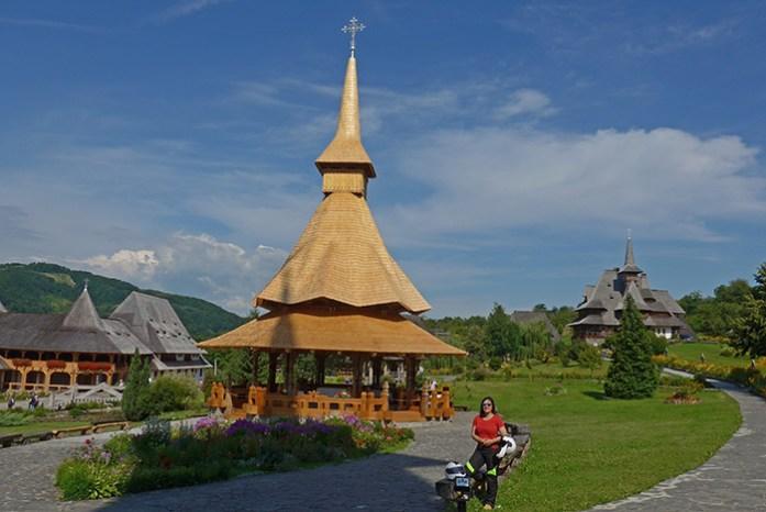 Igrejas de Madeira de Maramures. Norte da Roménia