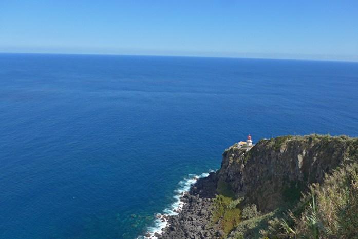 Miradouro Farol do Arnel, Nordeste. Ilha de São Miguel