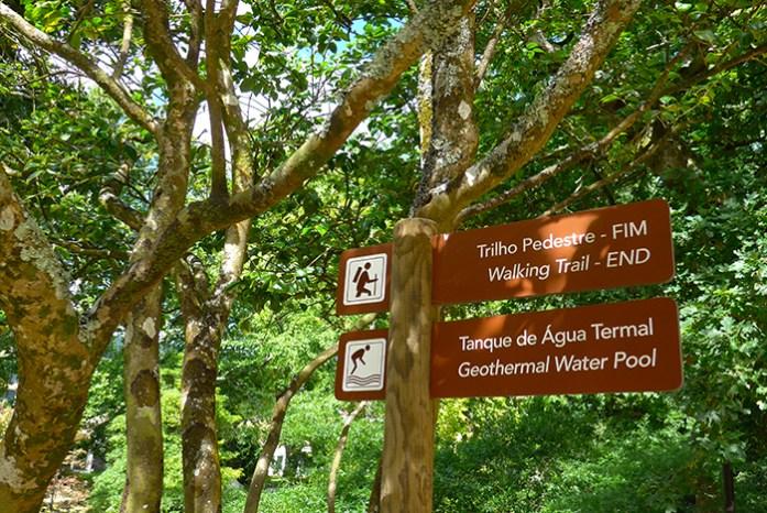 Parque Terra Nostra, Vale das Furnas