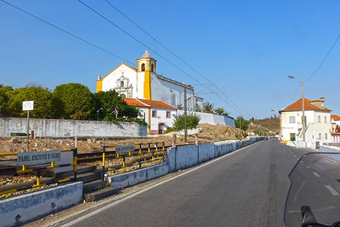 Estrada N3. Rota dos Templários