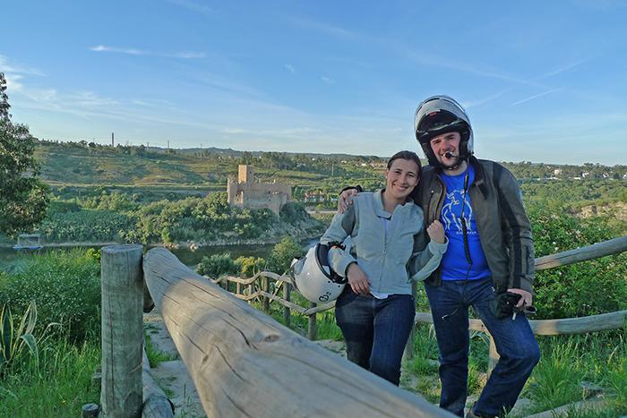 Castelo de Almourol. Rota dos Templários