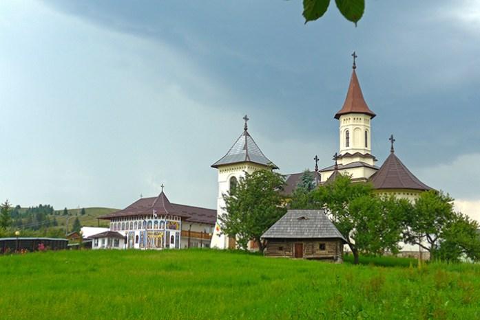Rota dos Mosteiros de Bucovina.